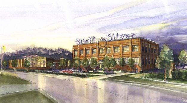 The HLTCOE at the Historic Stieff Silver Building