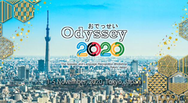 HLTCOE Team Wins Best Paper Award at Odyssey 2020